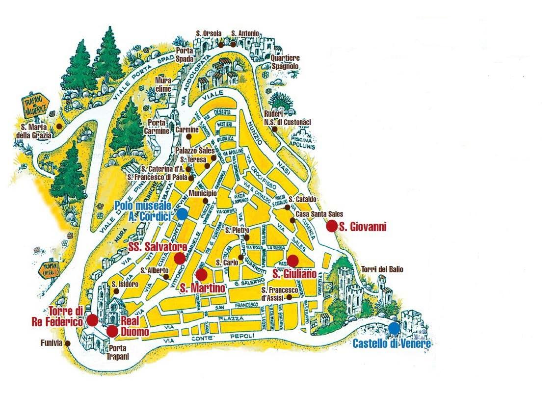 Erice map
